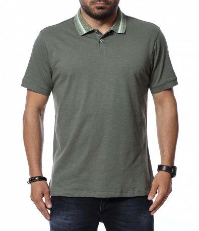 Тениска с яка 12711