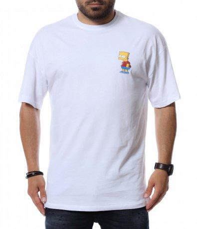 Тениска с апликация 12701