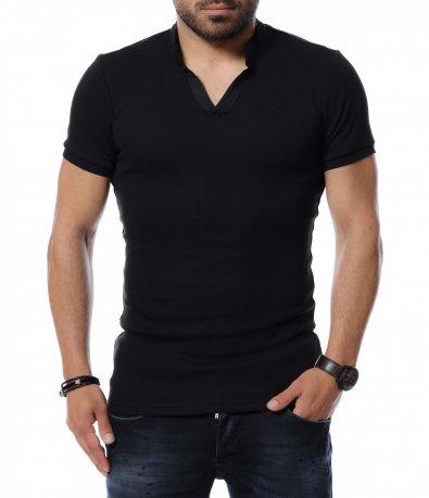 Едноцветна тениска 12702