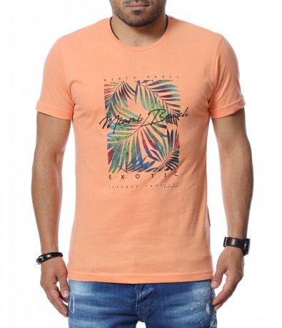 Тениска с апликация 12743