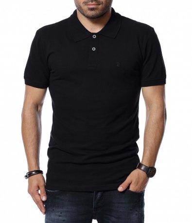 Тениска с яка 12755