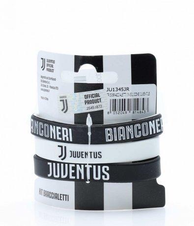 Сeт силиконови гривни Juventus  12860