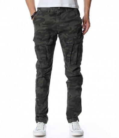 Камуфлажен панталон 12963