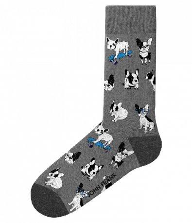 Чорапи John Frank с принт 12982