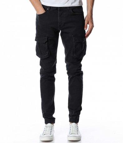 Дънков карго панталон 13001