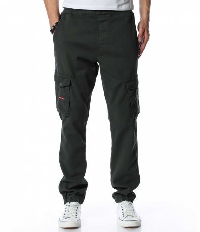 Едноцветен панталон 13014