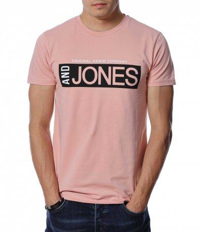 Тениска с апликация 13016