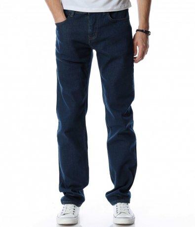 Стилен дънков панталон 13065