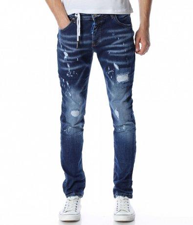 Дънков панталон 13085