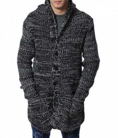 Плетена жилетка 13108