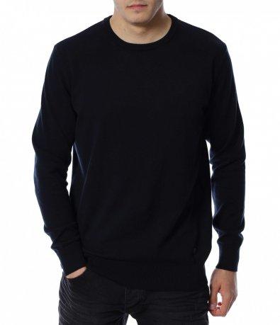 Пуловер от тънко плетиво 13137