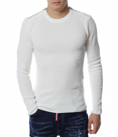 Класически пуловер 13177