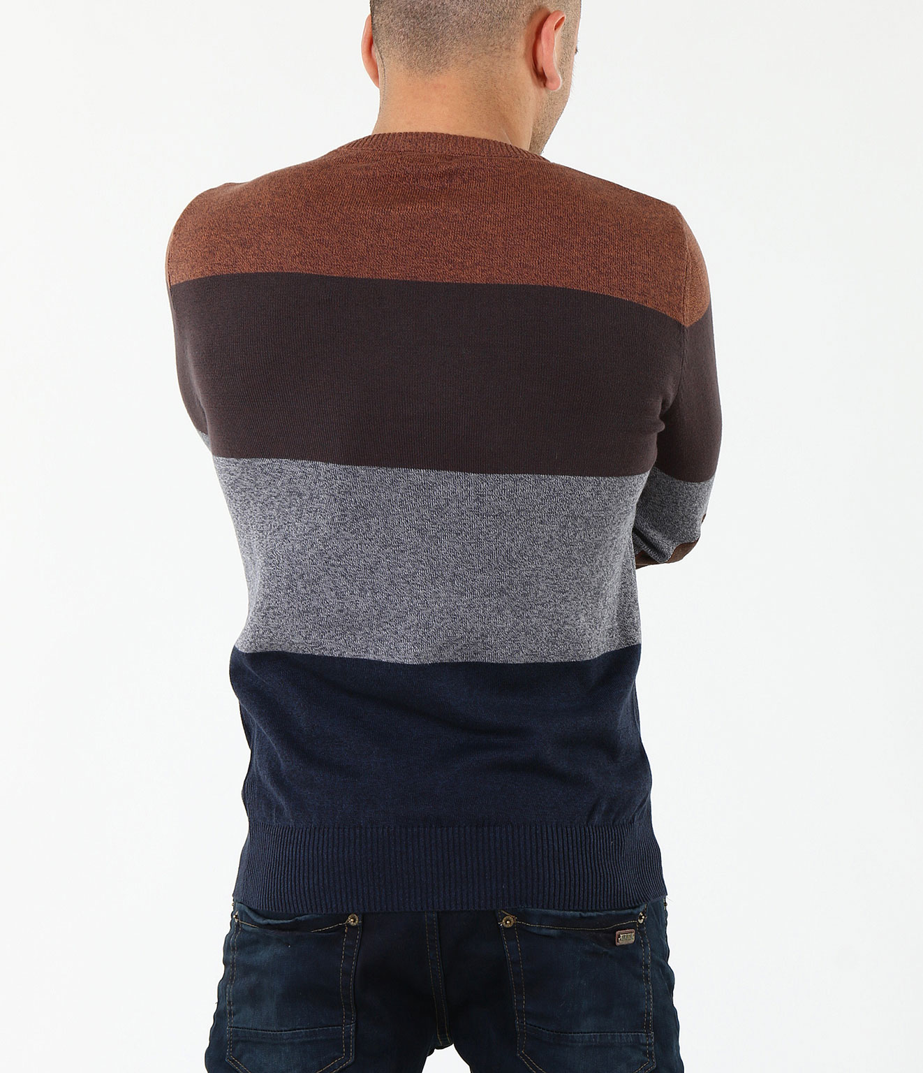 67e75b170ef Модерна мъжка блуза-3926 - Red Point Варна