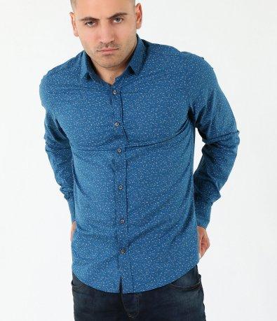 Мъжка вталена риза 3952