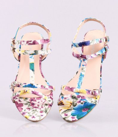 Дамски сандали с каишки 2873