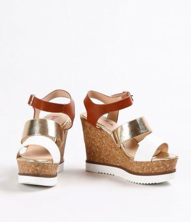 Дамски атрактивни сандали в два цвята-4562
