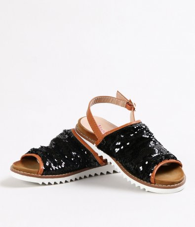 Дамски ниски сандали 4567