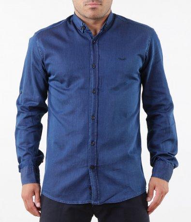 Мастилено синя риза 5262