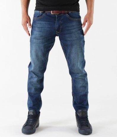 Мъжки дънки в класически син цвят 5339