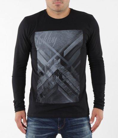Класическа блуза с дълъг ръкав 5387