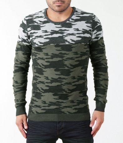 Екстравагантен пуловер 5394