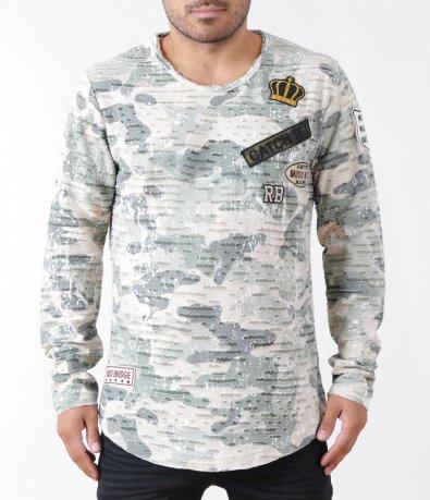 Ексцентрична блуза 5409