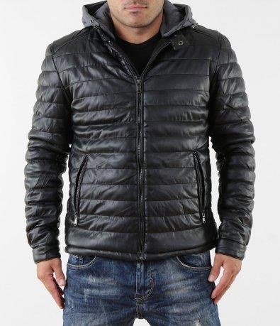 Зимно черно яке 5488