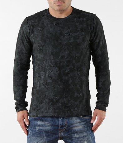 Екстравагантен пуловер 5484