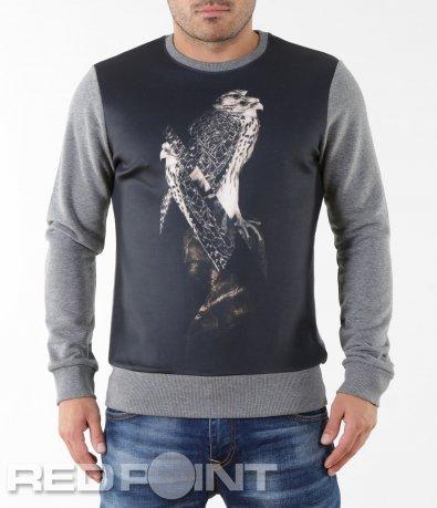 Класна черна блуза 5551