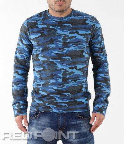 Ексцентрична камуфлажна блуза 5559
