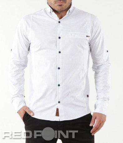 Вталена мъжка риза 5570