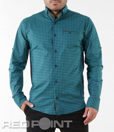 Карирана риза 5576