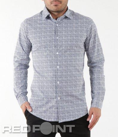 Спортно-елегантна мъжка риза 5577