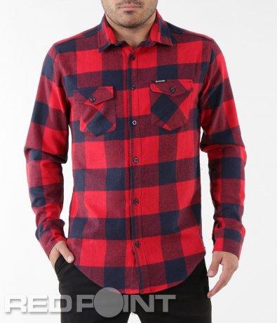 Спортна карирана риза 5580