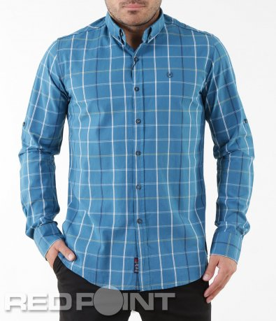 Модерна мъжка риза 5583