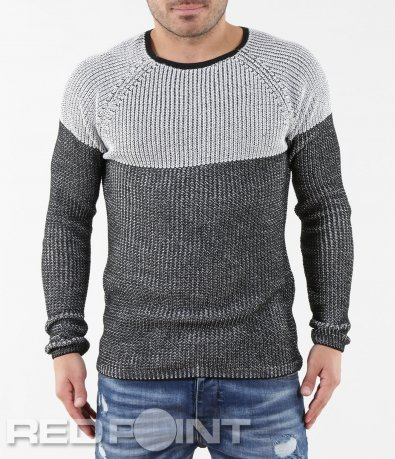 Топъл пуловер 5619