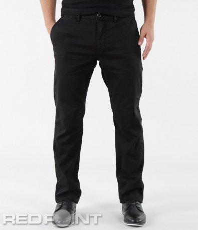 Черен панталон с италиански джоб 5608