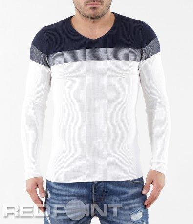 Елегантен пуловер 5643