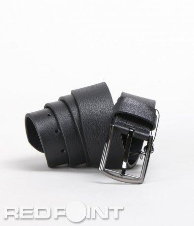 Класически черен колан 5685