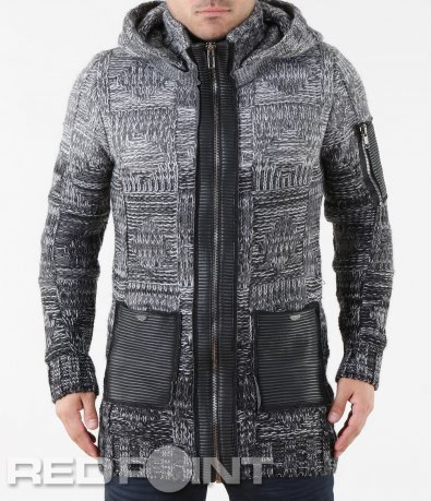 Плетена жилетка 5704