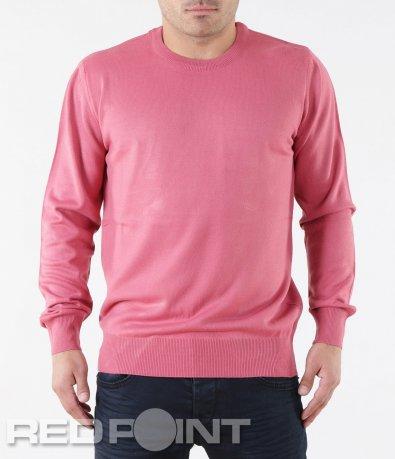 Цветен мъжки пуловер 5724