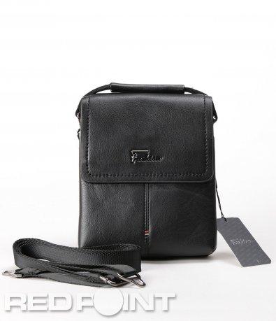 Компактна черна чанта 5752