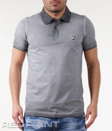 Поло тениска в изчистен дизайн 5776