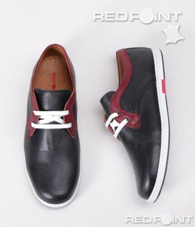 Кожени спортно-елегантни обувки 5778