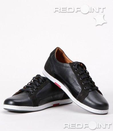 Кожени спортно-елегантни обувки 5779