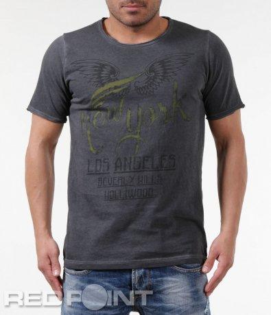 Тениска с щампа 5830