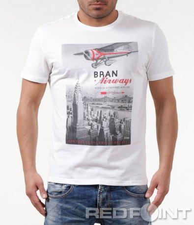Класическа свежа тениска 5847