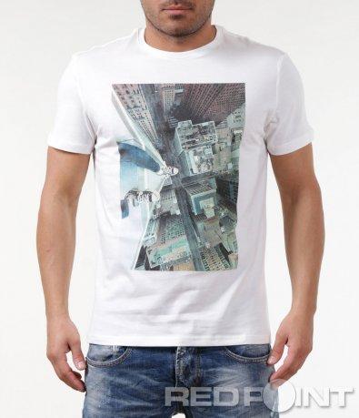 Тениска с екстремен мотив 5848