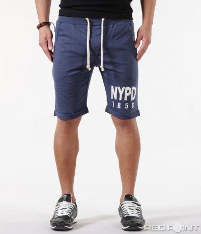 Спортни къси панталони с щампа 5855
