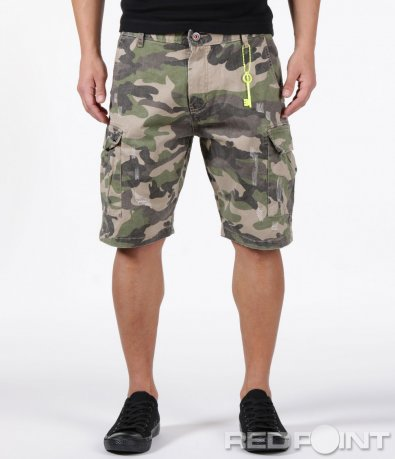 Къси камуфлажни панталони 5911